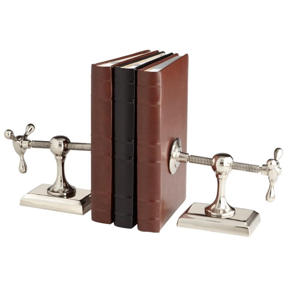 Cyan Designs - Hot and Cold Bookend