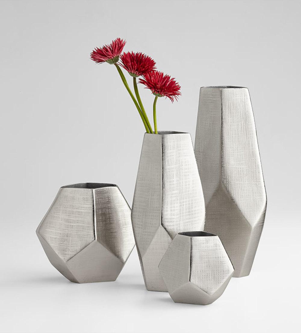 Cyan Designs - Large Vulcan Vase