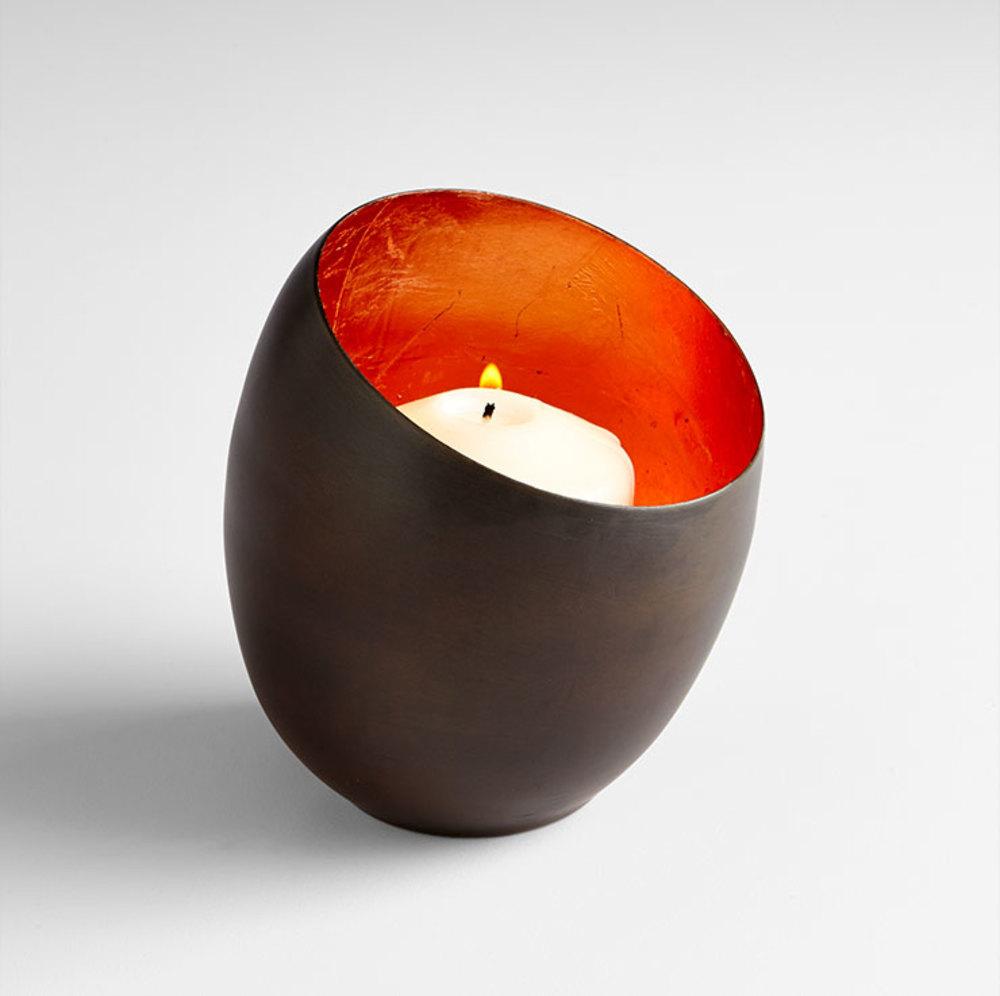 Cyan Designs - Small Minerva Candleholder