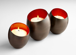 Thumbnail of Cyan Designs - Small Minerva Candleholder