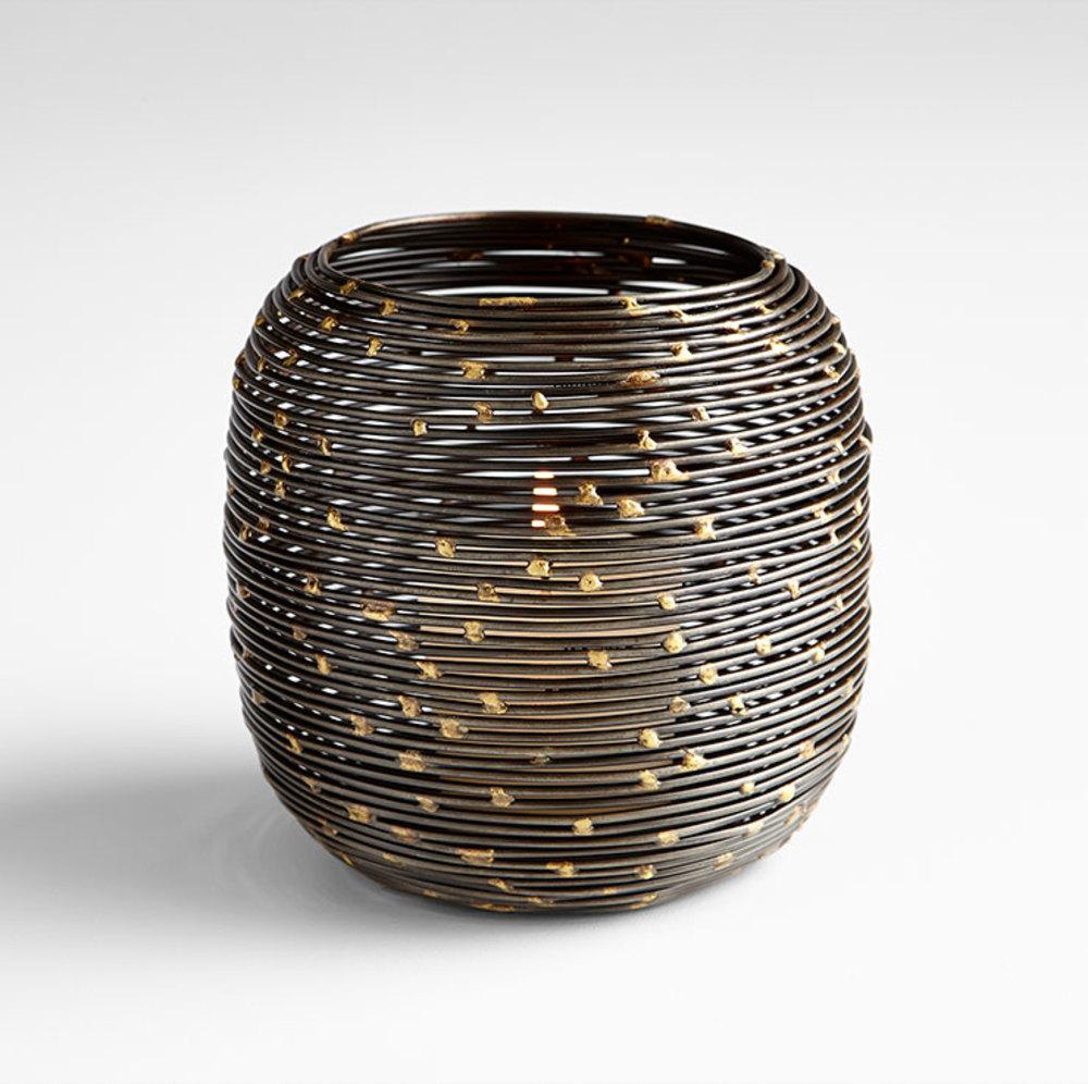 Cyan Designs - Small Spinneret Candleholder