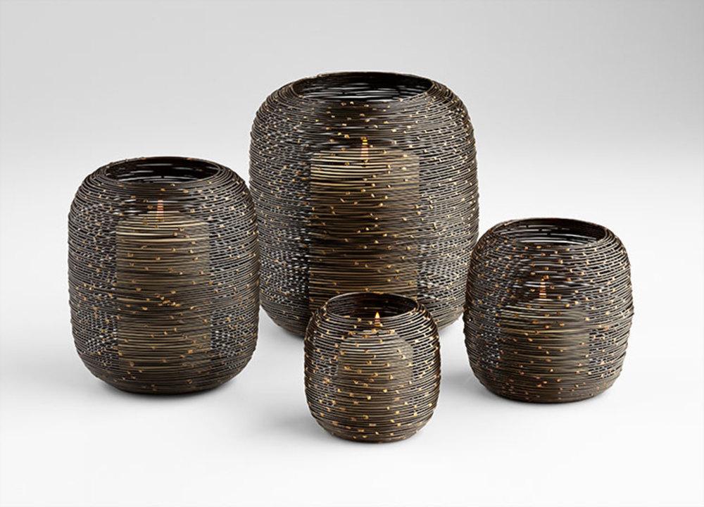 CYAN DESIGN - Medium Spinneret Candleholder