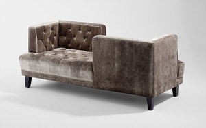 Thumbnail of Cyan Designs - Collette Sofa Chair