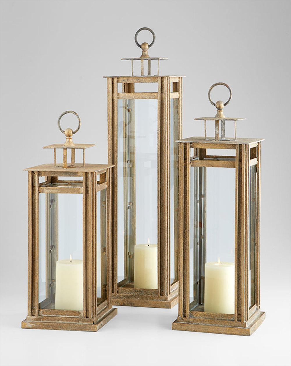 Cyan Designs - Small Tower Candleholder