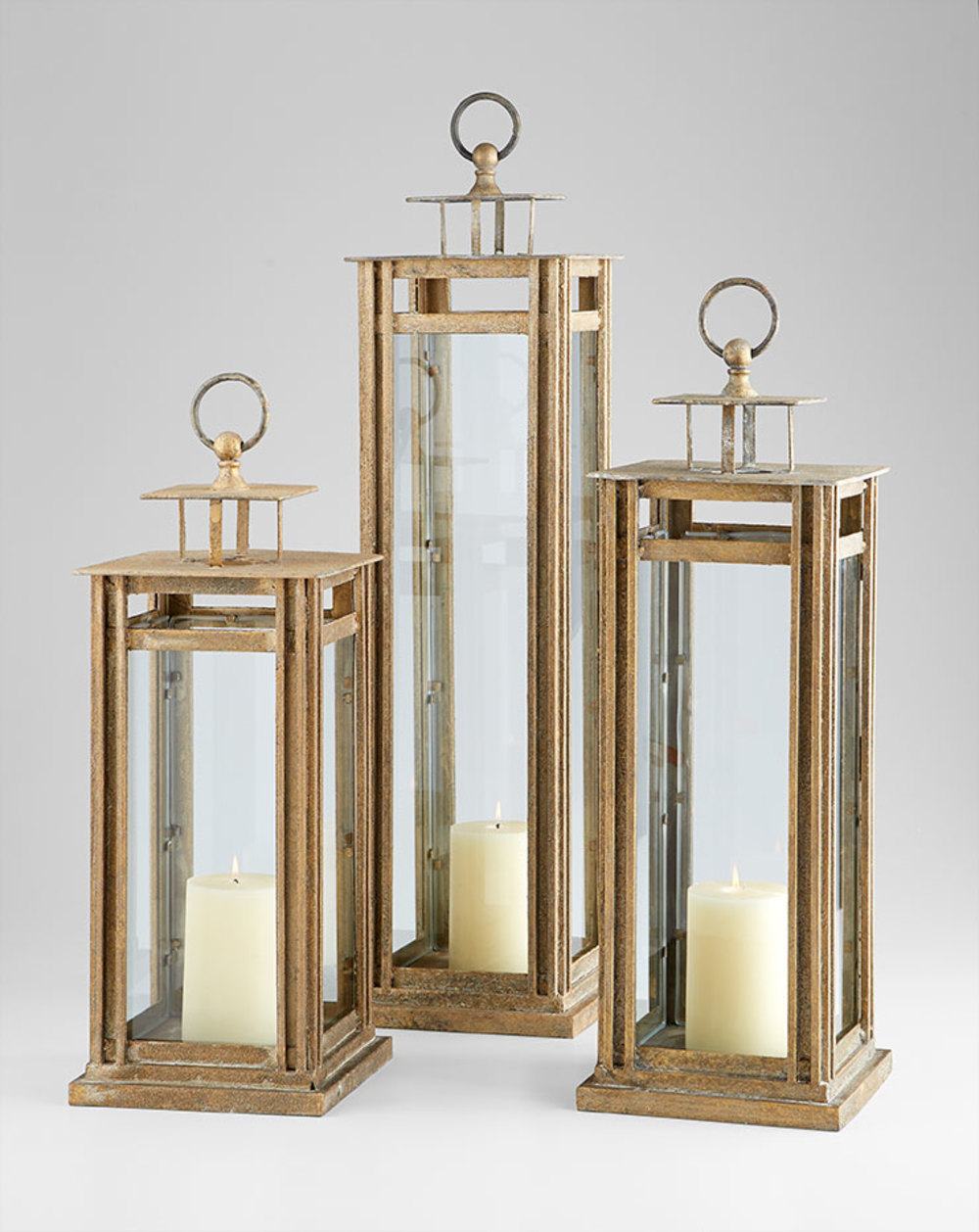 Cyan Designs - Medium Tower Candleholder