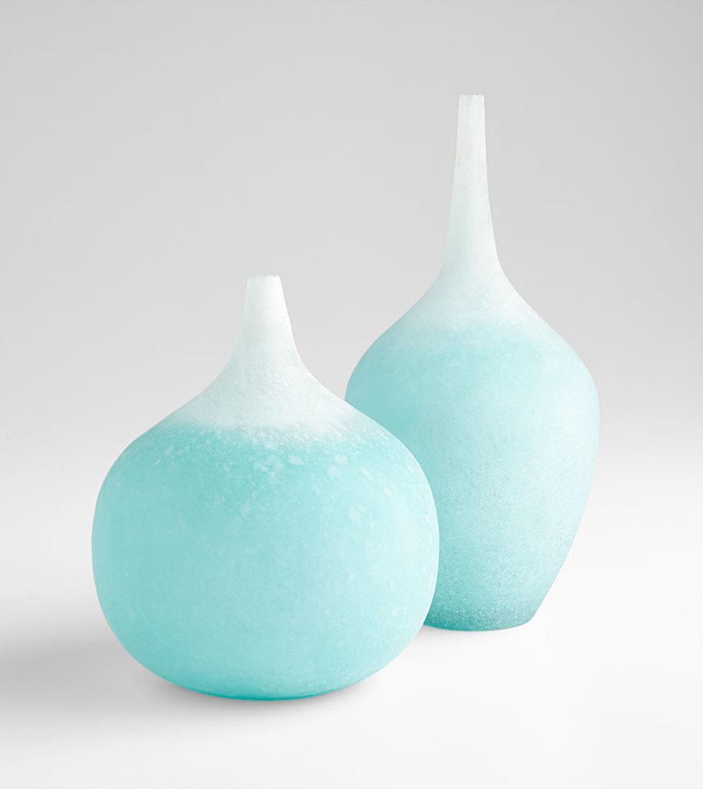 Cyan Designs - Small Droplet Vase