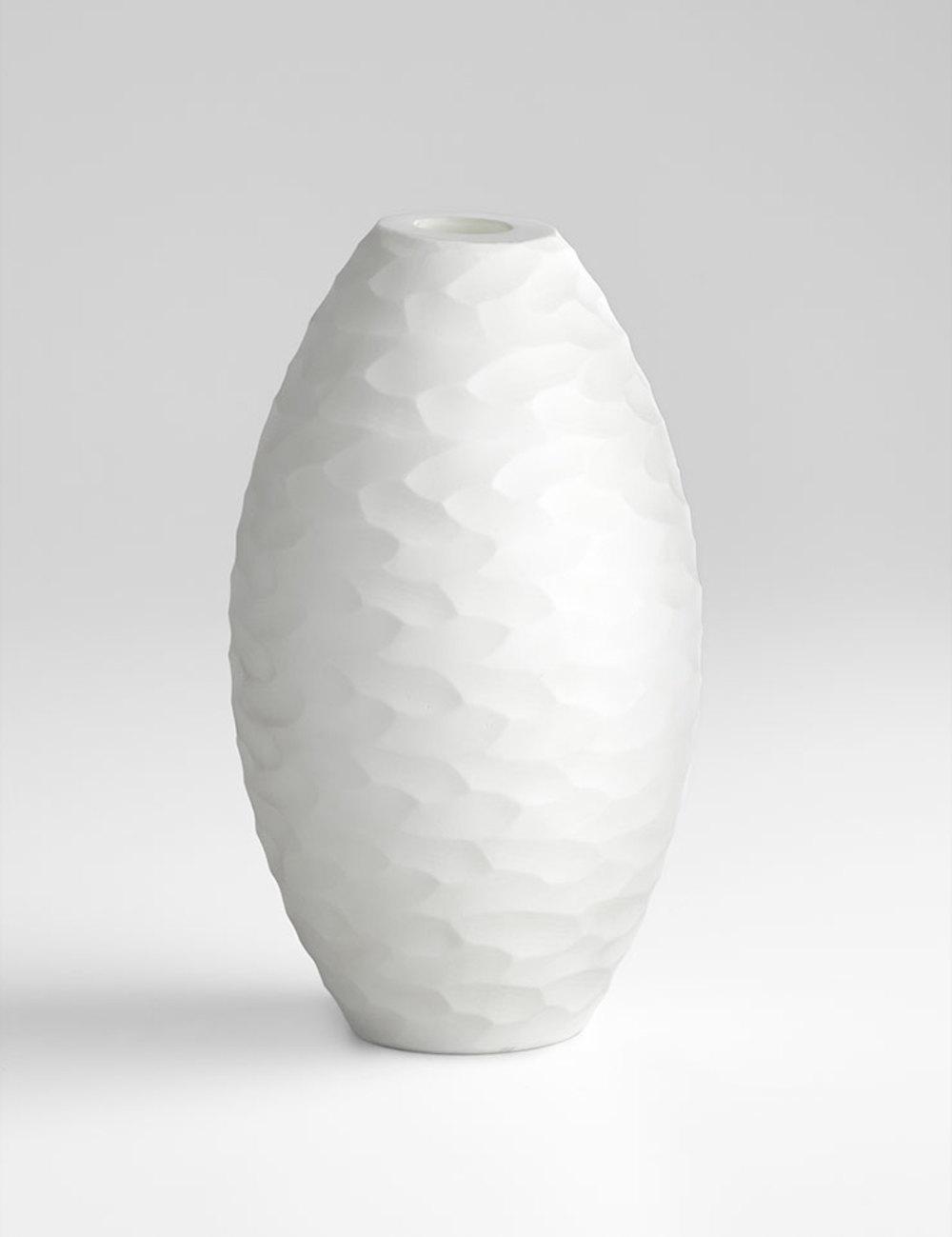 Cyan Designs - Small Meringue Vase