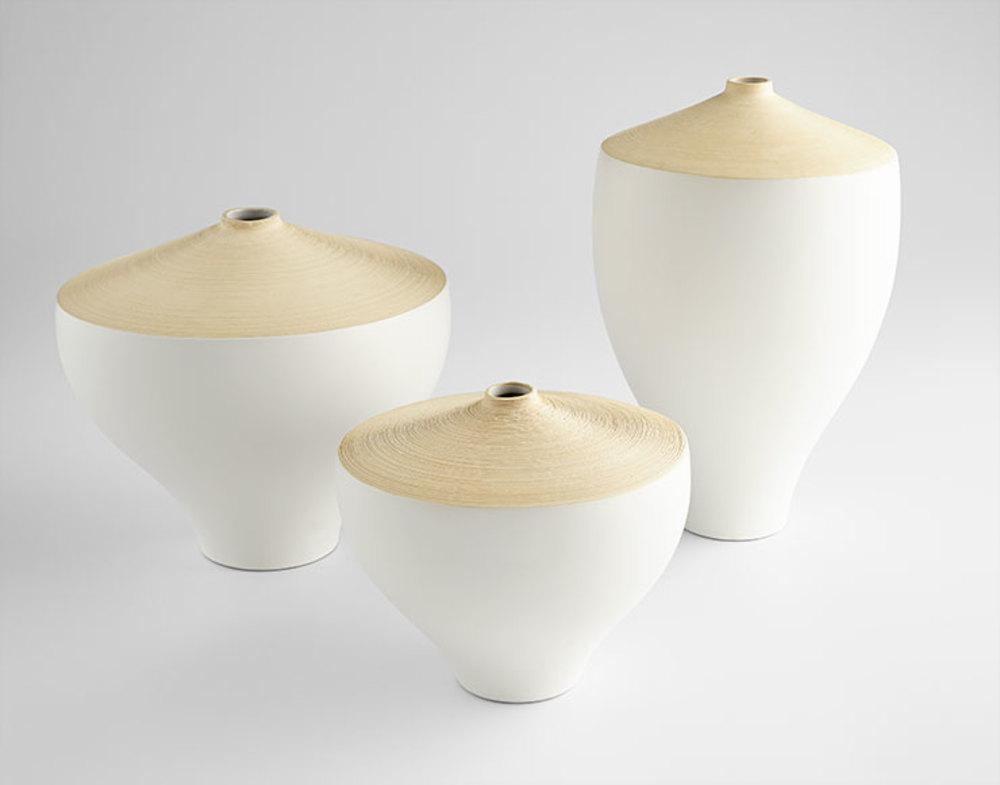 Cyan Designs - Medium Inez Vase