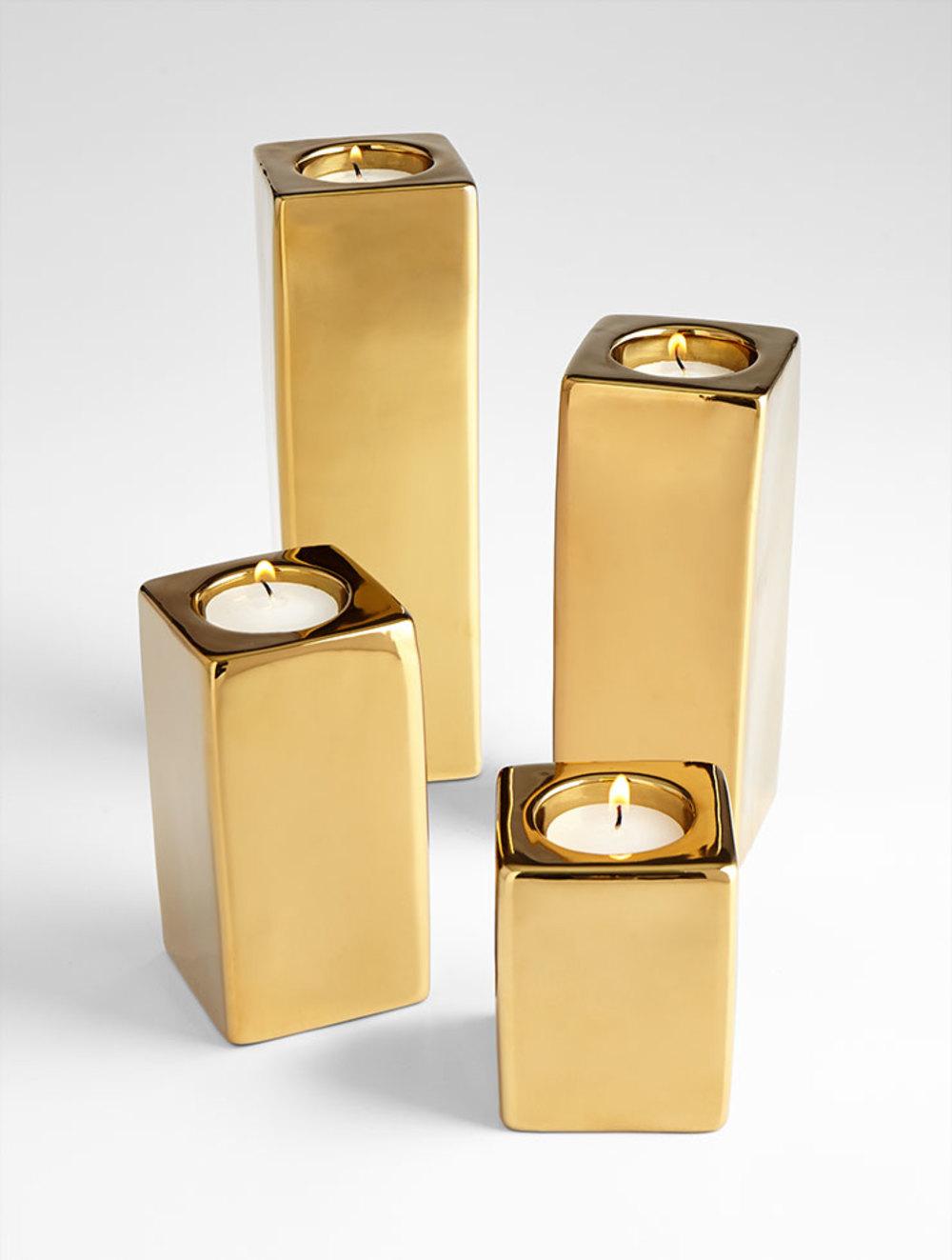 Cyan Designs - Medium Etta Candleholder