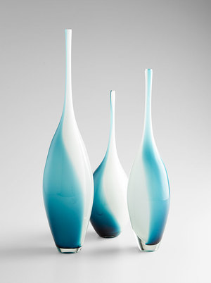 Thumbnail of Cyan Designs - Small Swirly Vase