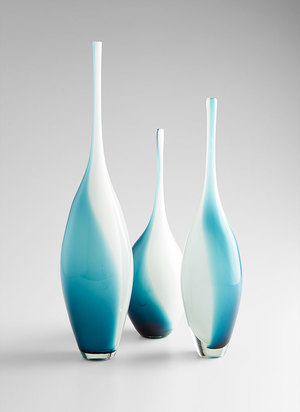 Thumbnail of Cyan Designs - Medium Swirly Vase