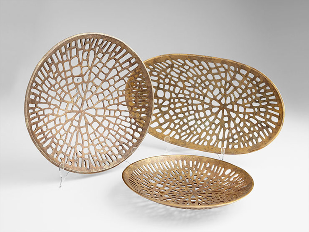 Cyan Designs - Small Caught In Your Web Bowl