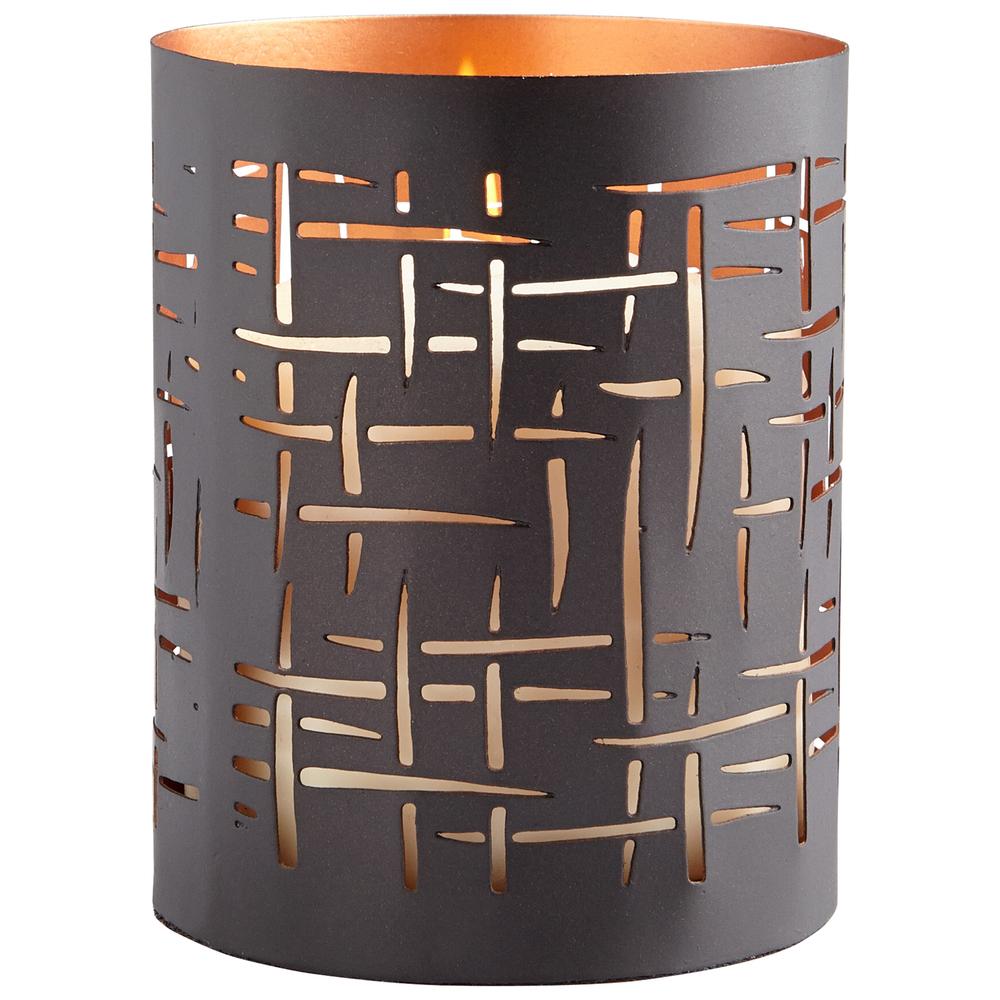 Cyan Designs - Small Weave Candleholder