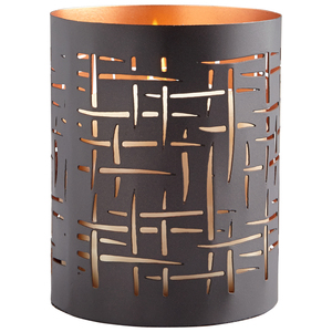 Thumbnail of Cyan Designs - Small Weave Candleholder