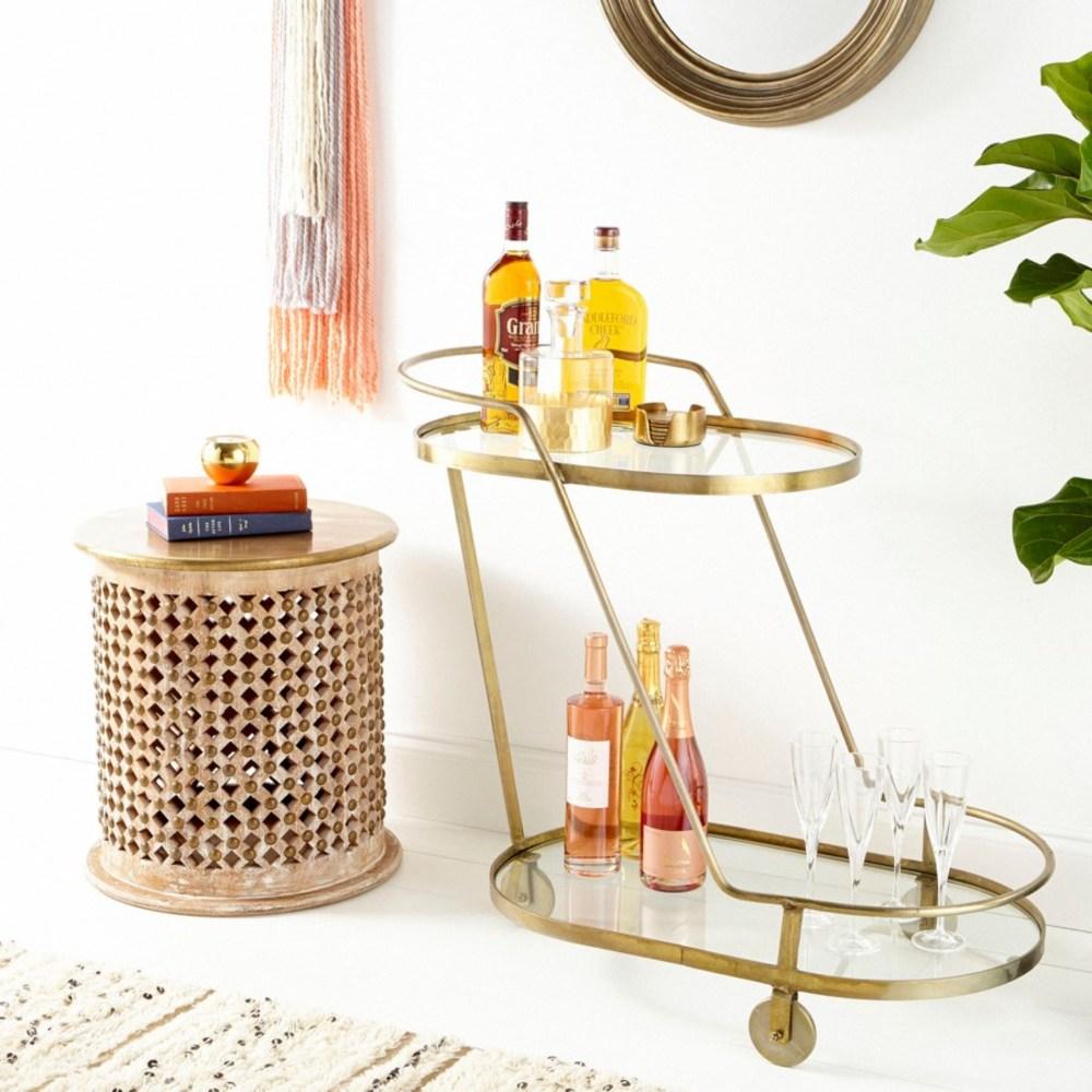 Cyan Designs - Gold Coasters