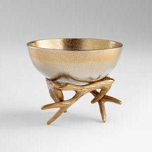 Thumbnail of Cyan Designs - Small Antler Anchored Bowl