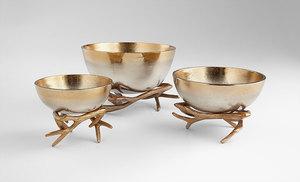 Thumbnail of Cyan Designs - Medium Antler Anchored Bowl