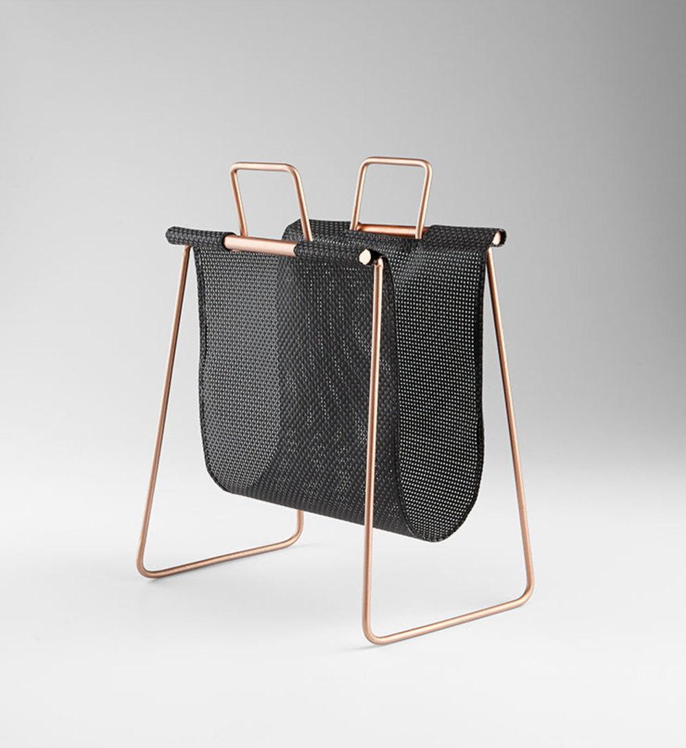 Cyan Designs - Handle It Magazine Rack