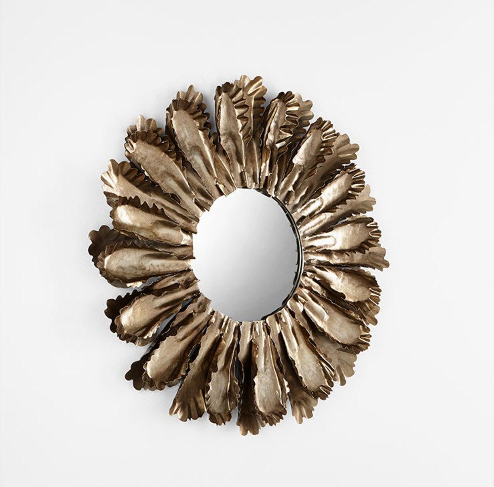 Cyan Designs - Fluttering Leaves Mirror