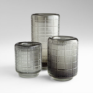 Thumbnail of Cyan Designs - Small Off The Grid Vase