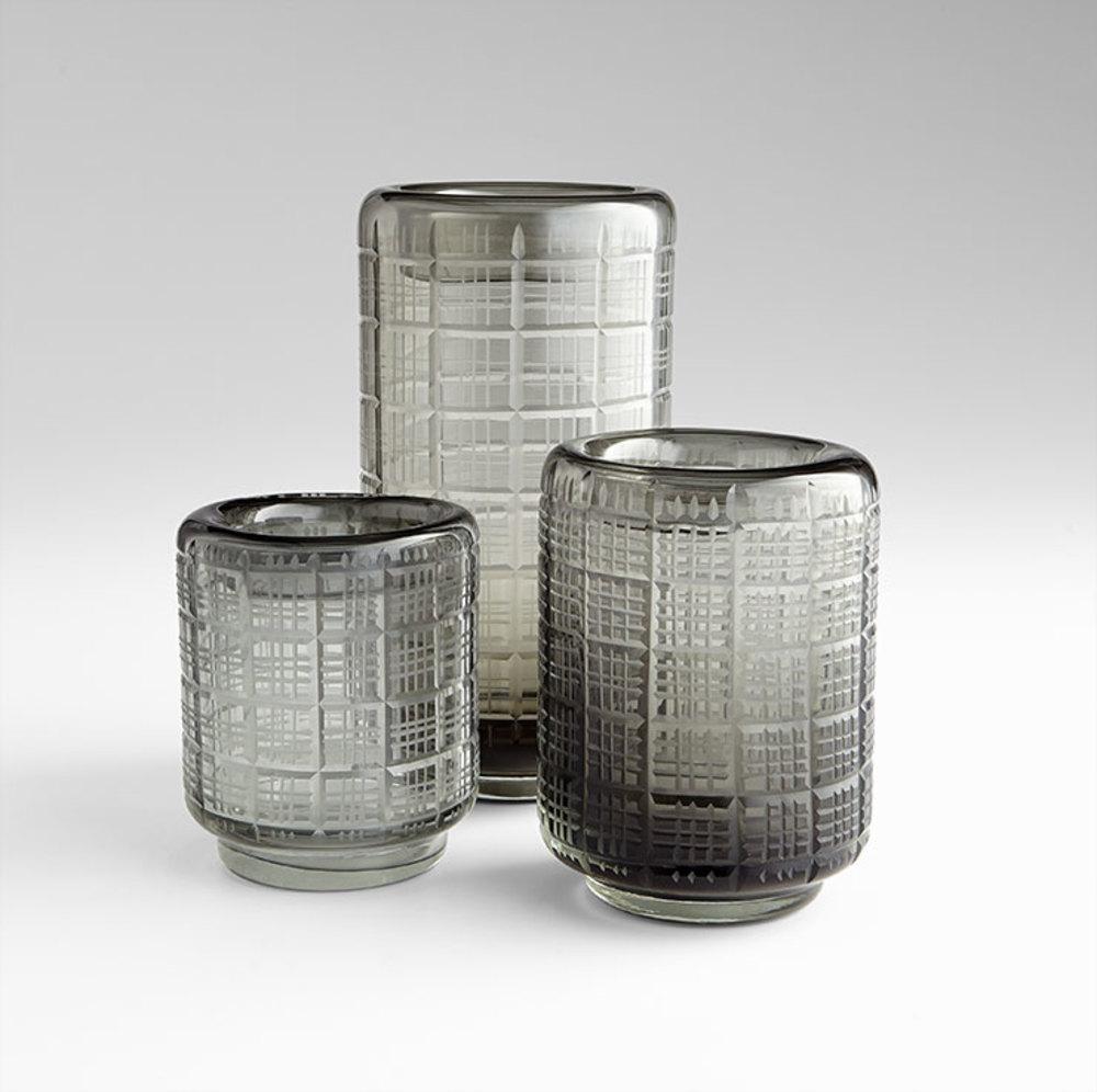 Cyan Designs - Medium Off The Grid Vase