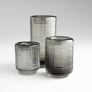 Thumbnail of Cyan Designs - Medium Off The Grid Vase