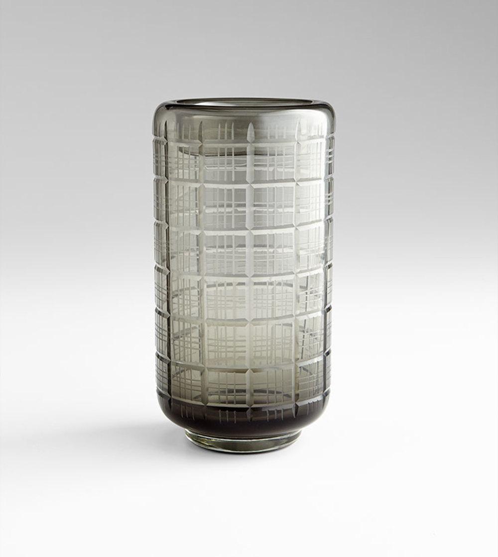 Cyan Designs - Large Off The Grid Vase