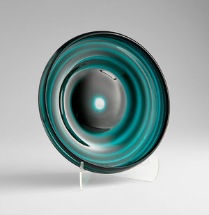 Thumbnail of Cyan Designs - Medium Vertigo Plate