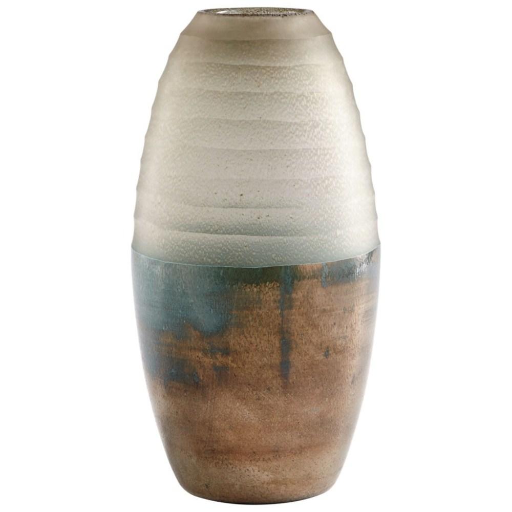 Cyan Designs - Small Around The World Vase