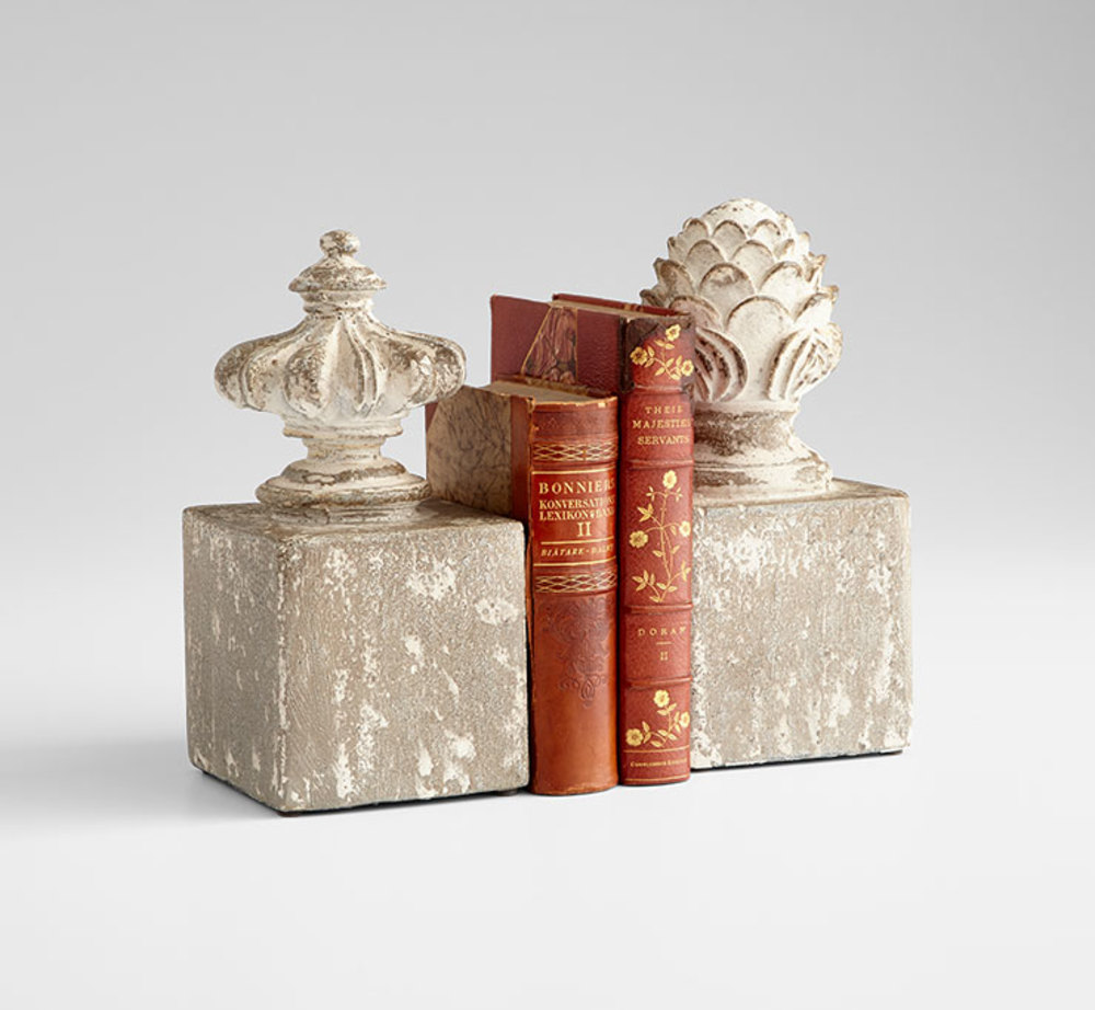 Cyan Designs - Victoria Bookends