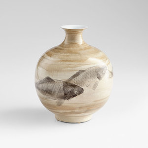 Thumbnail of Cyan Designs - Small Swim a Circle Vase