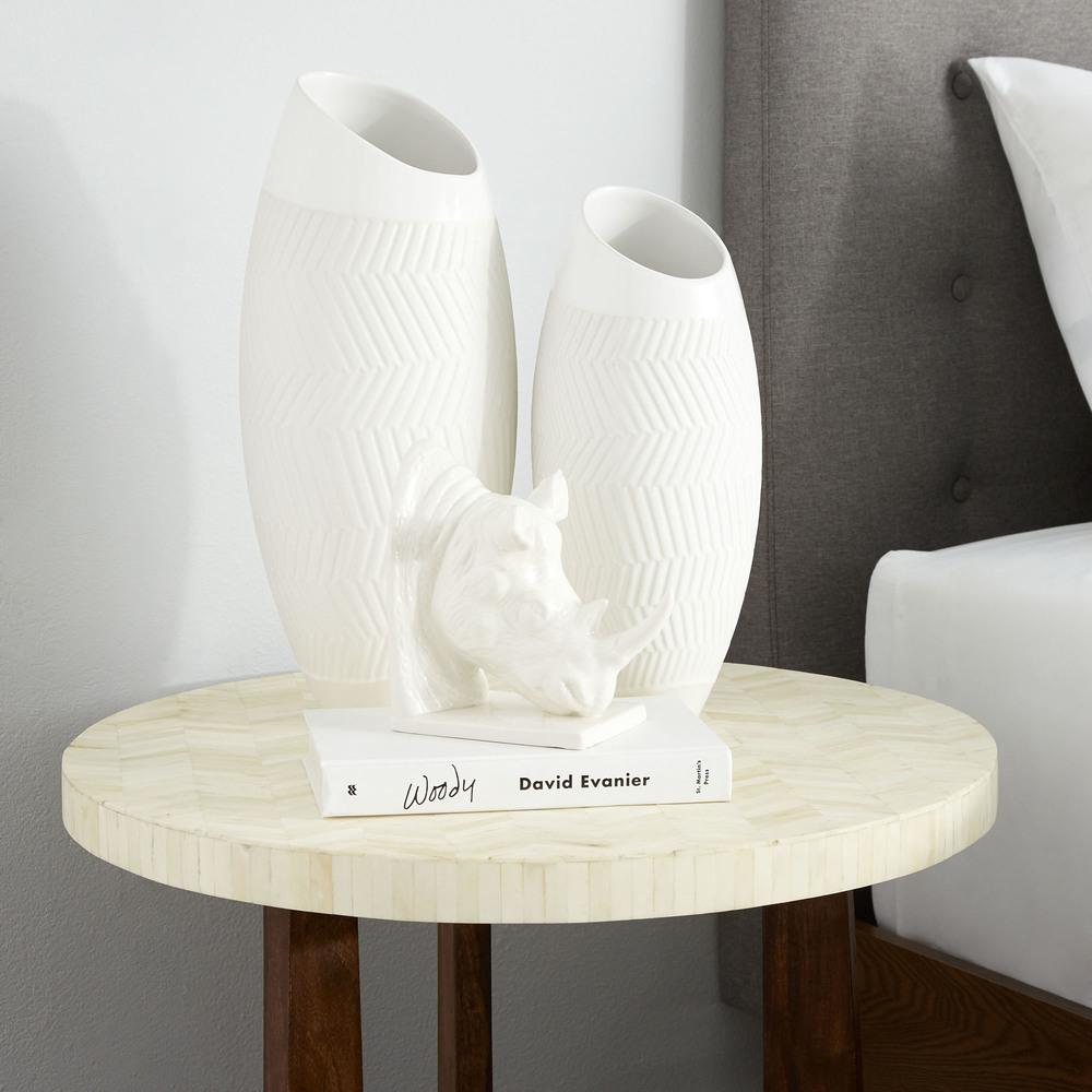 Cyan Designs - Small Chevron Vase