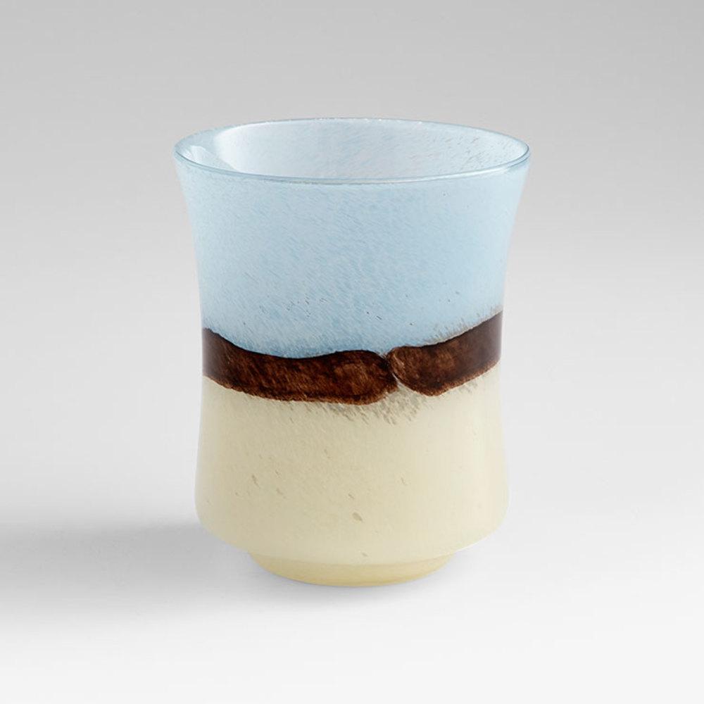 CYAN DESIGN - Small Carmel By The Sea Vase