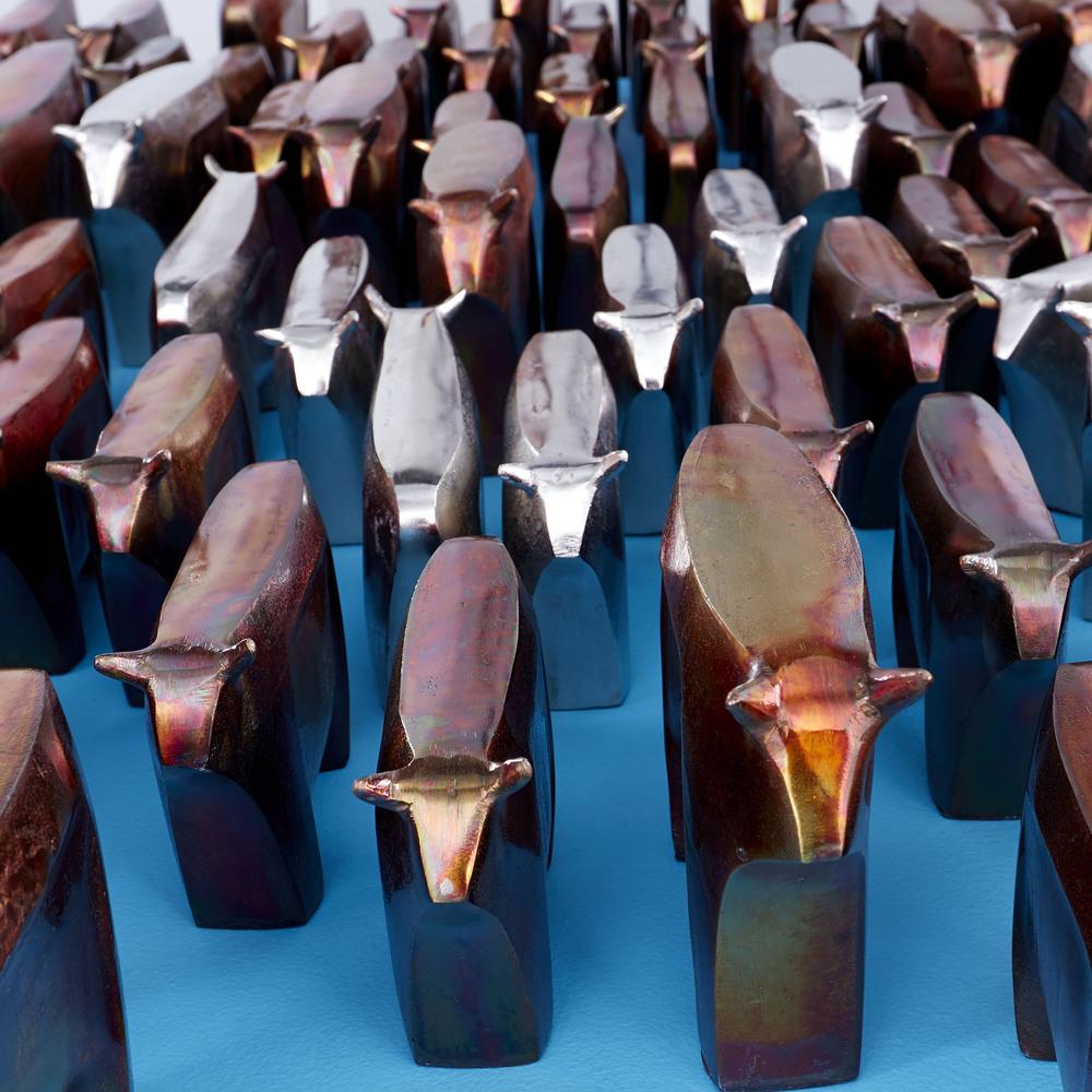 Cyan Designs - Small Bovinity Sculpture