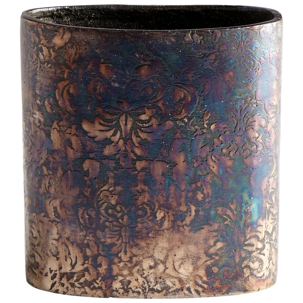 Cyan Designs - Small Inscribed Vase