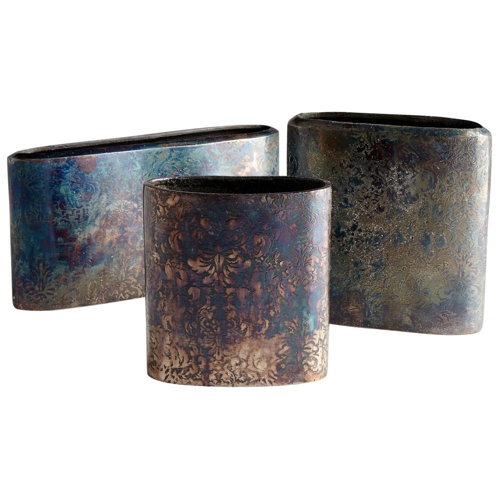 Cyan Designs - Large Inscribed Vase