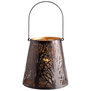 Thumbnail of CYAN DESIGN - Large Forest Glow Candleholder