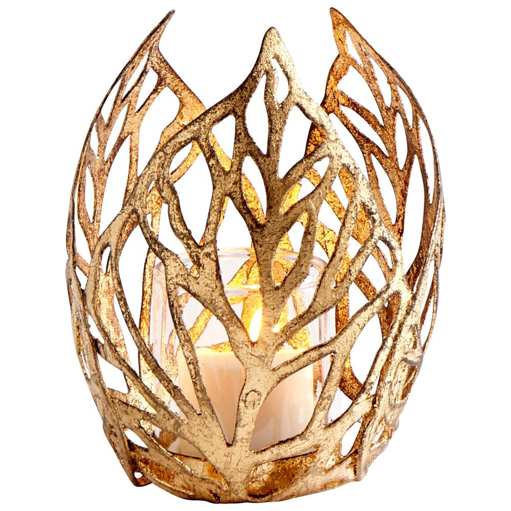 Cyan Designs - Small Sunrise Flame Candleholder