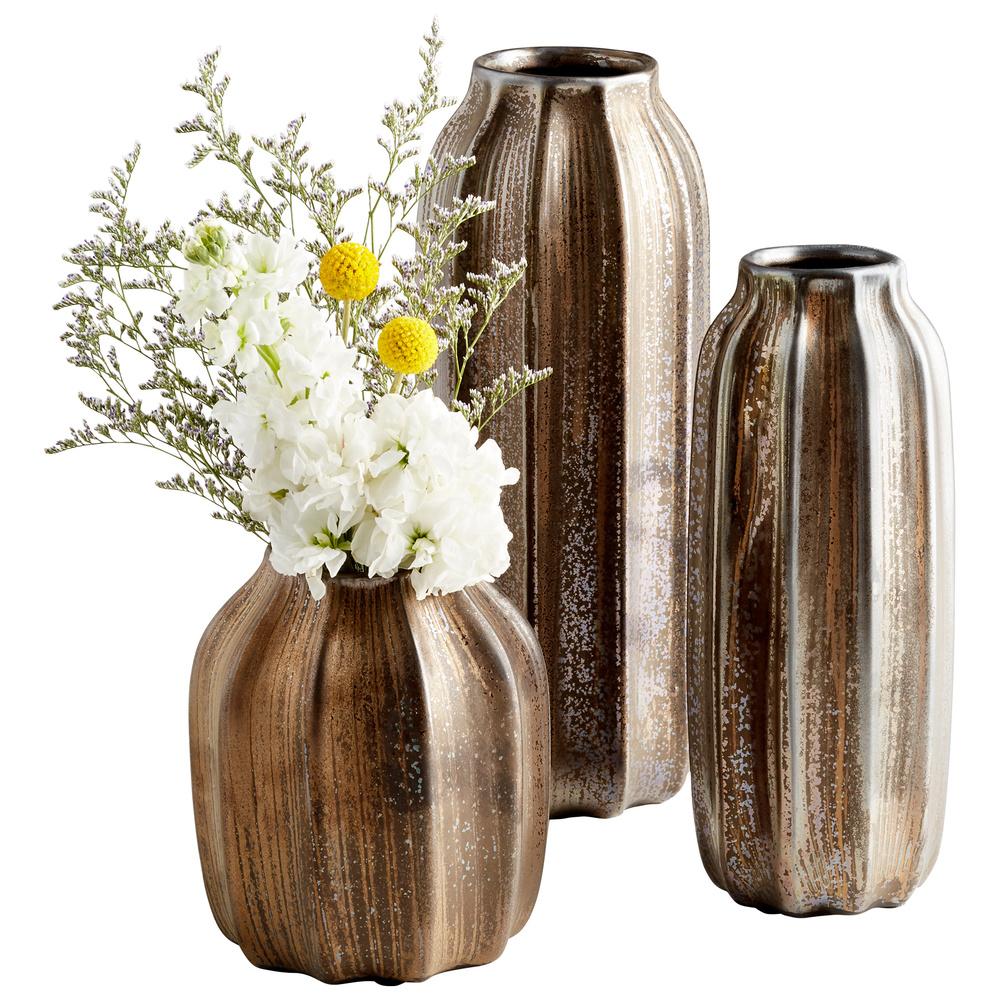 Cyan Designs - Medium Mason Vase