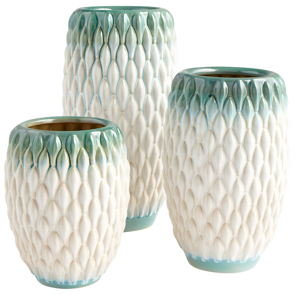 Cyan Designs - Small Verdant Sea Vase