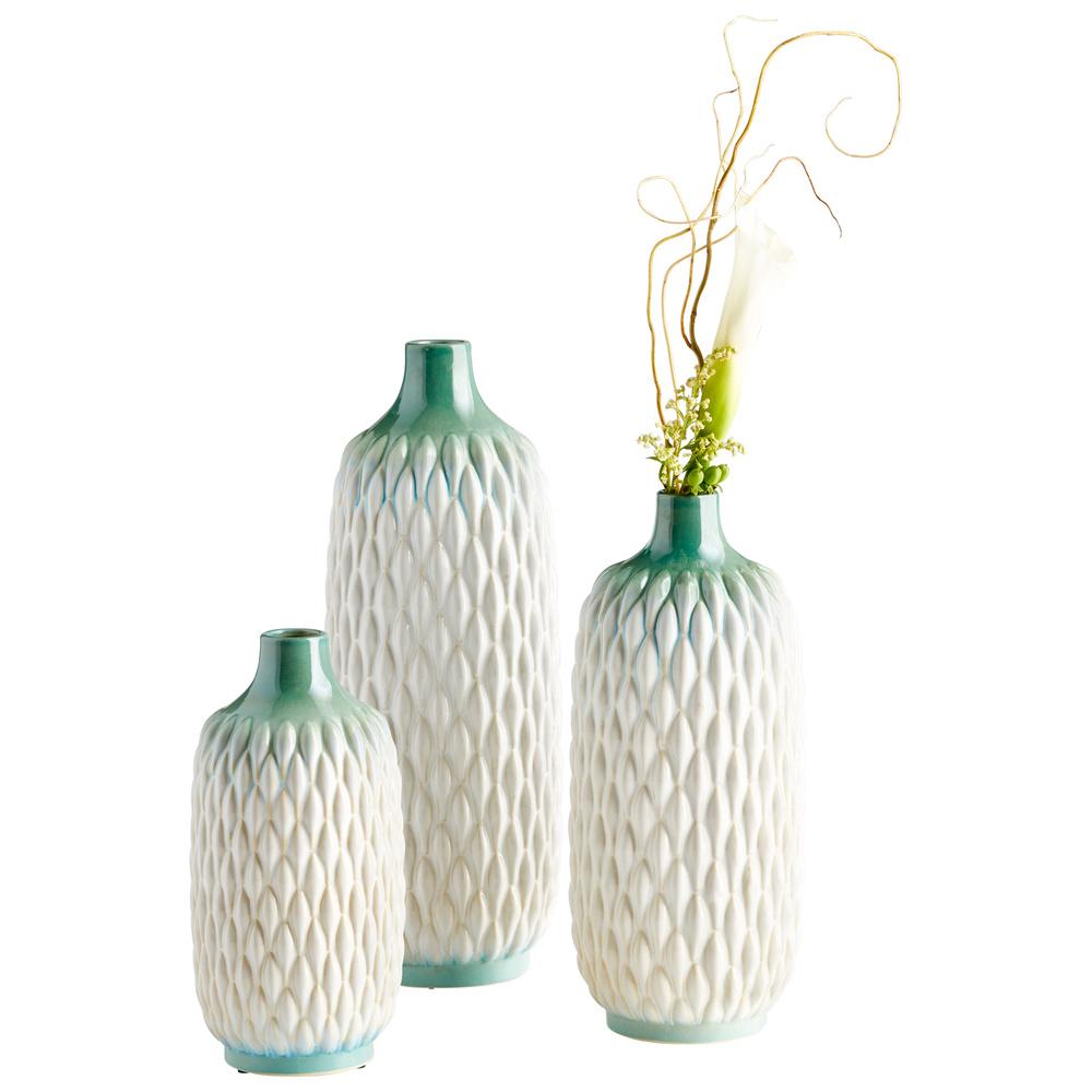 Cyan Designs - Large Verdant Bud Sea Vase