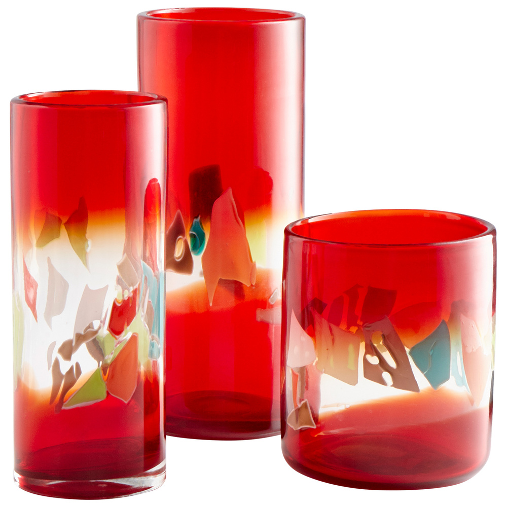 Cyan Designs - Small Carnival Vase