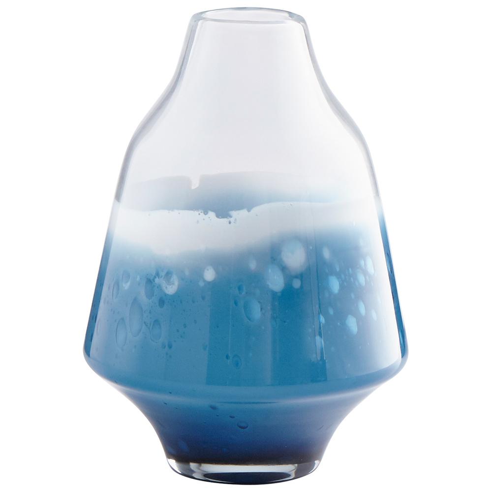 CYAN DESIGN - Medium Water Dance Vase