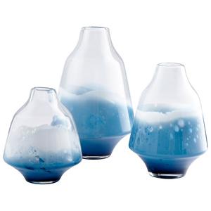 Thumbnail of CYAN DESIGN - Medium Water Dance Vase