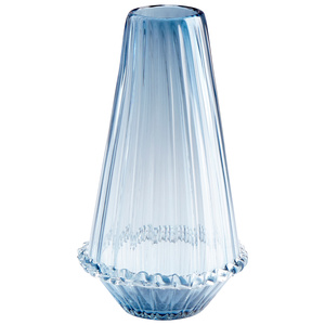 Thumbnail of Cyan Designs - Medium Blue Persuasio Vase