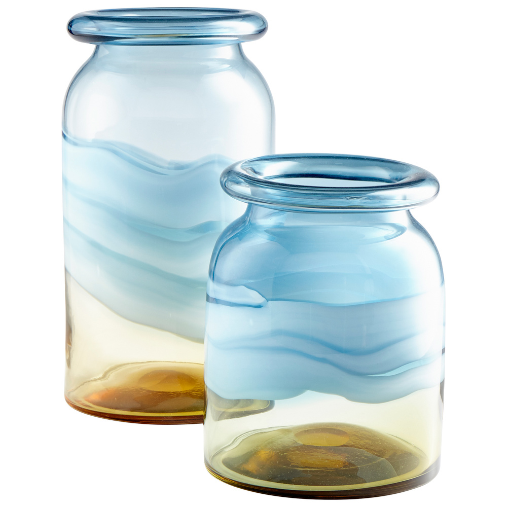 Cyan Designs - Small Dusk On The Horizon Vase