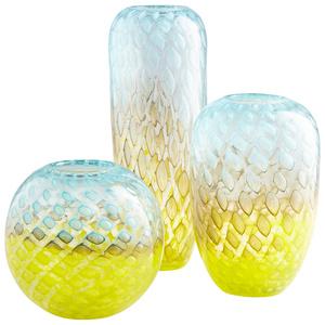 Thumbnail of Cyan Designs - Round Honeycomb Vase