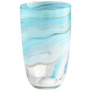Thumbnail of Cyan Designs - Medium Sky Swirl Vase