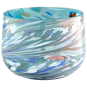 Thumbnail of Cyan Designs - Small Round Wanaka Vase