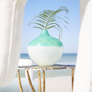 Thumbnail of Cyan Designs - Medium Iced Marble Vase